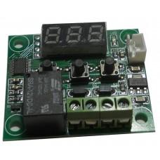 Терморегулятор цифровой (12В) ТР-W1209