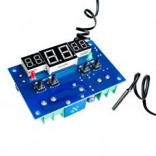 Цифровой терморегулятор температуры W1401