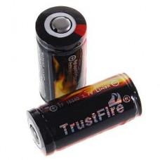 Аккумулятор  TrustFire 16340 650мА/ч