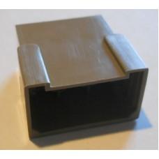 Изолятор пластиковый 6 штекеров 6,3мм