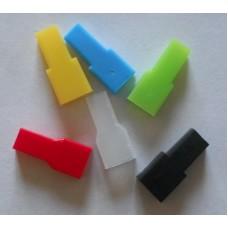 Изоляторы пластиковые на Гн.6.3мм