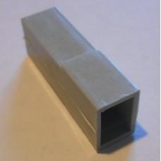 Изолятор пластиковый 1 штекер 6,3мм