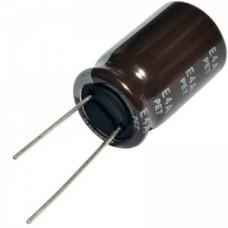 Конденсатор электролитический 10µFx450V