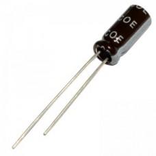 Конденсатор электролитический 1µF,50В