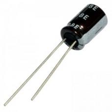 Конденсатор электролитический 2,2µFx400V