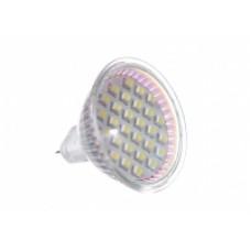 Светодиодная лампа с цоколем mr16,3Вт