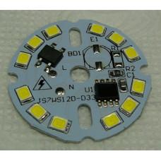 Модуль светодиодный AC220V 2835 7W