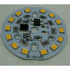 Модуль светодиодный AC220V 2835 9W