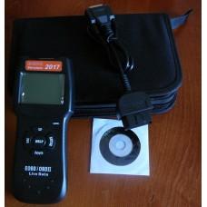 Универсальный сканер CAN Scan D900 Version: 2017