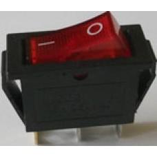 Выключатель с подсветкой B-133