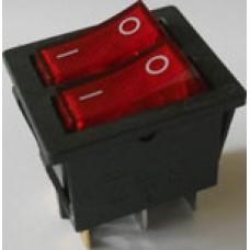 Выключатель с подсветкой B-146