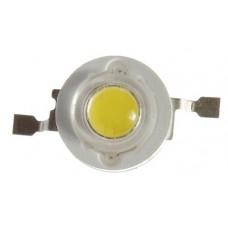 Сверхяркий светодиод мощность 1W white