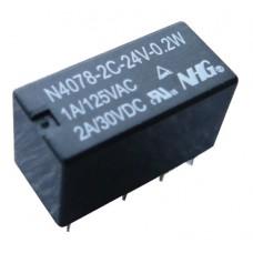 Реле N4078-2C-24V-0,2W