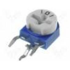 Резистор подстроечный WH06 220 Ом